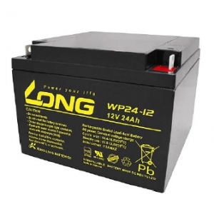 Acquy Long WP24-12; 12V-24Ah