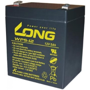Acquy Long WP5-12; 12v-5Ah