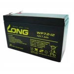 Acquy Long WP7.2-12; 12v-7.2Ah