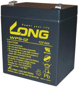 acquy Long WP5-12;12v-5Ah