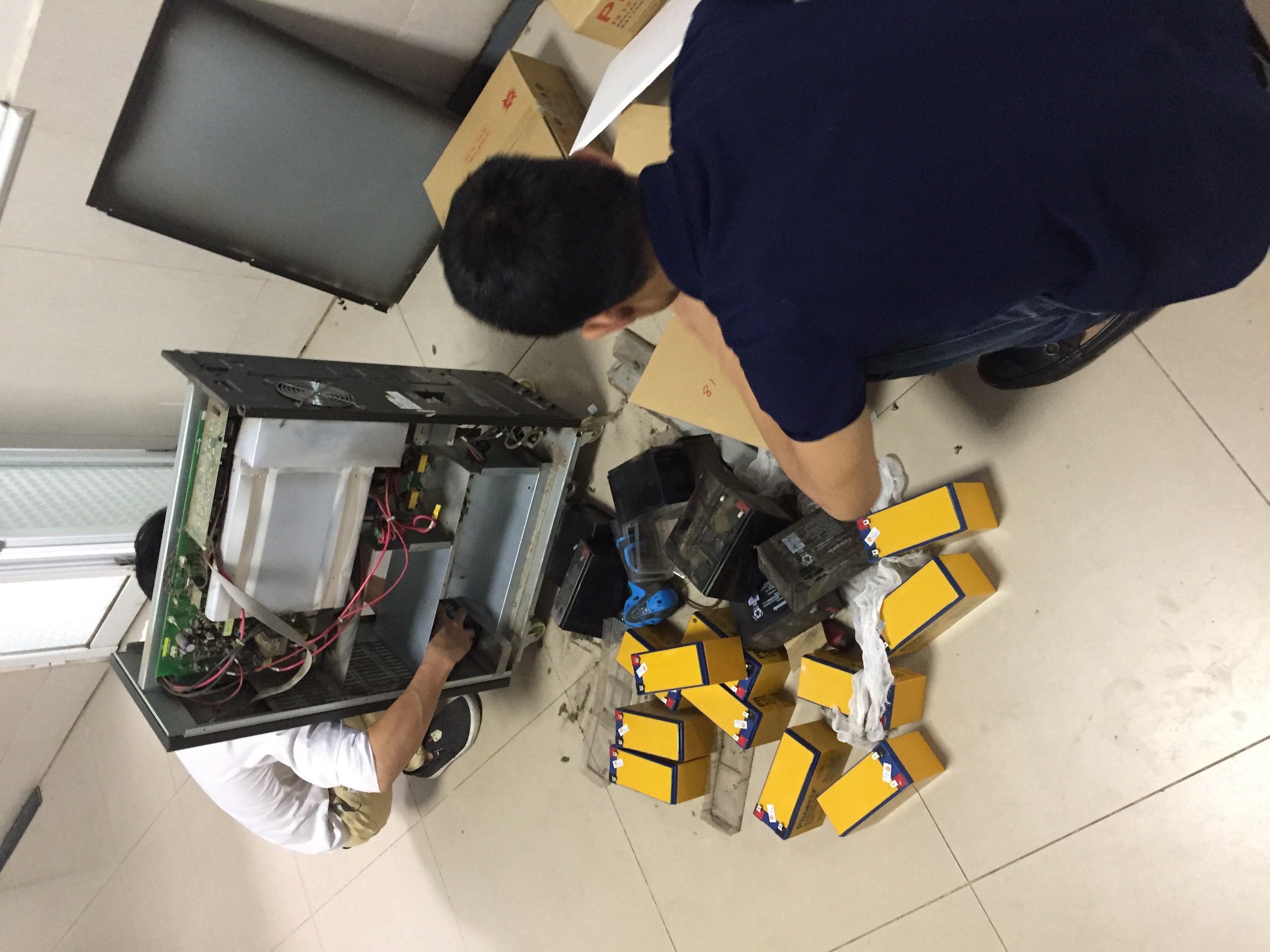 dịch vụ bảo trì, bảo dưỡng UPS